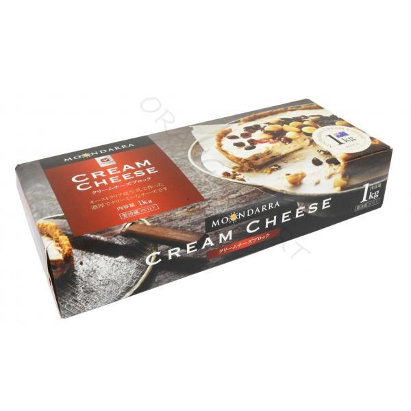 ムーンダラ クリームチーズブロック 1Kg オーストラリア産 冷蔵