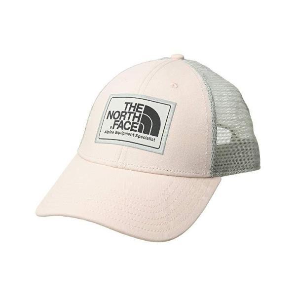 ザ・ノースフェイス The North Face Mudder Trucker Hat レディース 帽子 Pink Salt/Asphalt Grey