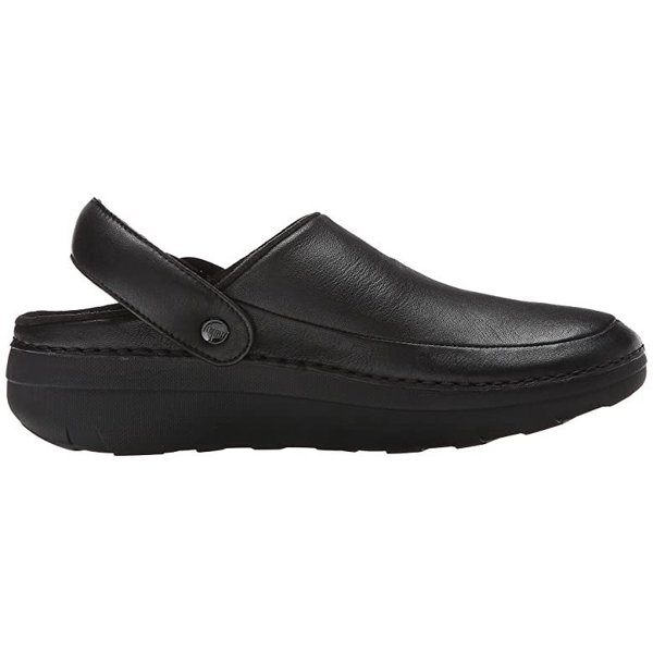 FitFlop FitFlop Gogh Pro Superlight レディース クロッグ ミュール Black