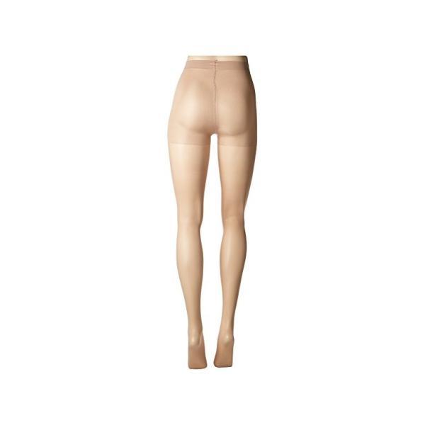 カルバン・クライン Calvin Klein Matte Sheer with Control Top レディース Hosiery and Tights Buff