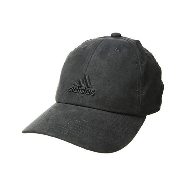 アディダス adidas Saturday Plus Cap レディース 帽子 Dark Grey
