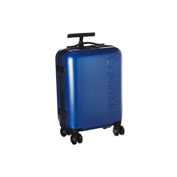 カルバン・クライン Calvin Klein Southampton 2.0 20 Hardside Spinner レディース ラゲッジバッグ かばん Blue