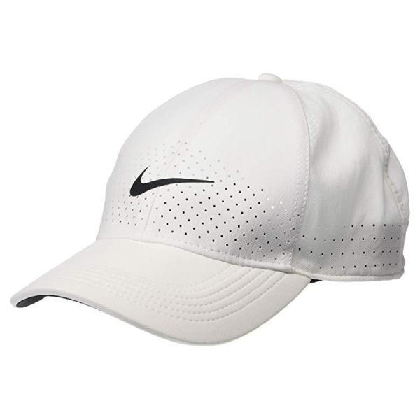ナイキ Nike AeroBill Legacy91 Hat レディース 帽子 White/Black