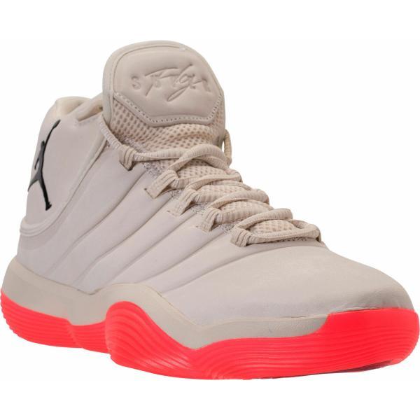 ナイキ NIKE ジョーダン スーパー フライ Jordan Super Fly 2017 Basketball Shoe メンズ 921203-104 バスケット バッシュ スニーカー Beige/Pink/Black|orange-orange|02