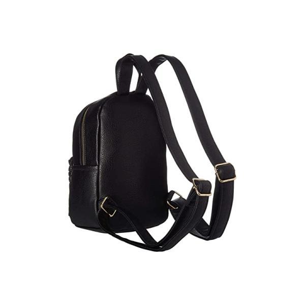 スティーブマッデン Steve Madden Bbailey PVC Backpack レディース バックパック リュックサック Black