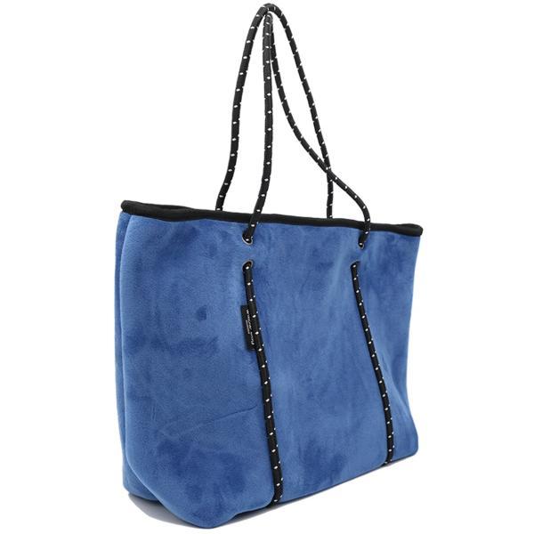 ファスナー×ベロア/Willow bay(ウィローベイ)ベルベットネオプレントートバッグ ポーチ付き/Boutique Velvet Zip/マザーズバッグ/ブラック/ブラウン/ブルー
