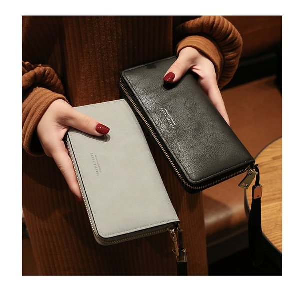 長財布 財布 大容量 レディース お財布 おしゃれ サイフ カード入れ 使いやすい ポイントカード クレジットカード 収納 ケース|orangecoco|04