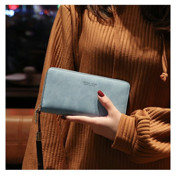 長財布 財布 大容量 レディース お財布 おしゃれ サイフ カード入れ 使いやすい ポイントカード クレジットカード 収納 ケース|orangecoco|08