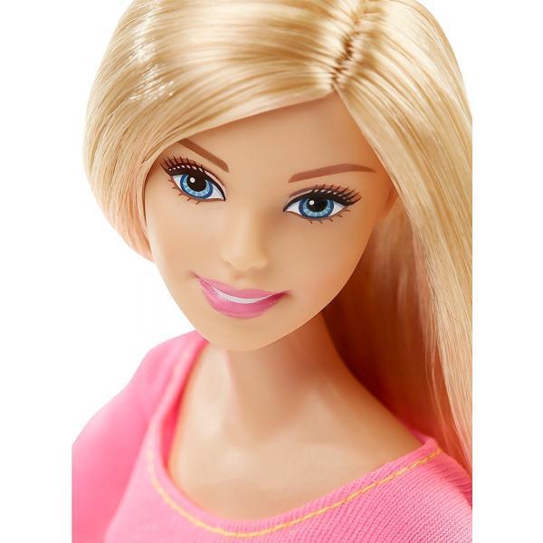 バービー Barbie メイドトゥームーブ ドール ピンクトップ DHL82  着せかえ人形 Made to Move Doll, Pink Top 並行輸入品 orangepeel 05