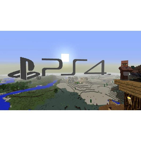 マインクラフト Minecraft: PlayStation 4 Edition orangepeel 02