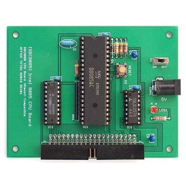SBC8085 CPUボード 専用基板|orangepicoshop