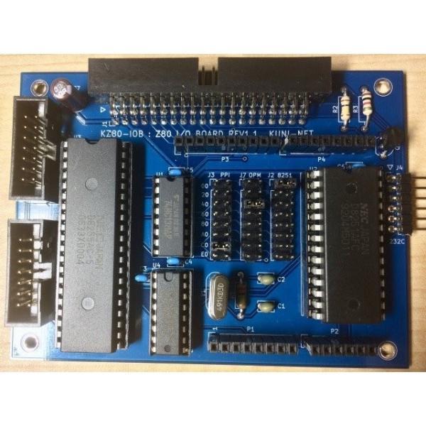 Z80 I/Oボード(KZ80-IOB) 専用基板|orangepicoshop|03