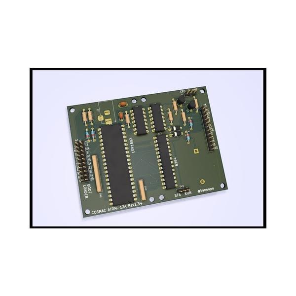 COSMAC CPUボード 専用プリント基板|orangepicoshop