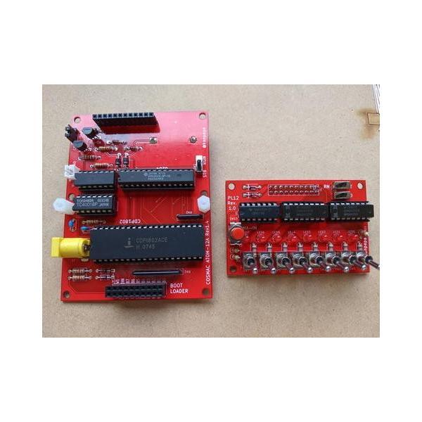 COSMAC プログラムローダーボード 専用プリント基板|orangepicoshop|02