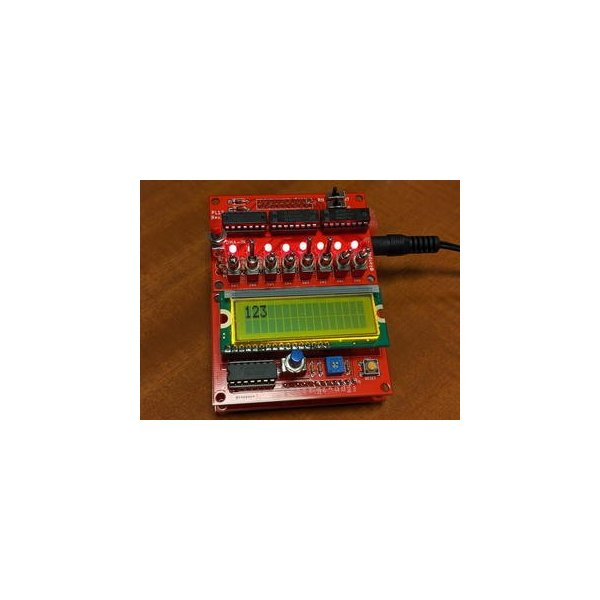 COSMAC 液晶表示シールド 専用プリント基板|orangepicoshop|02