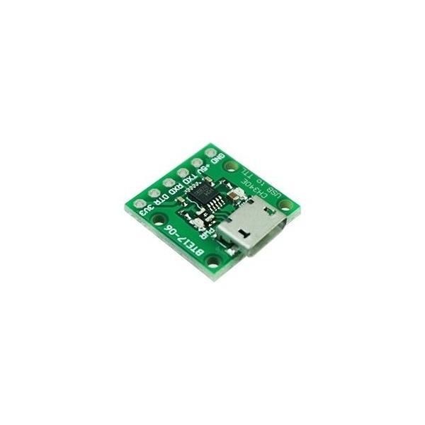 USBシリアル変換モジュール(CH340E)|orangepicoshop