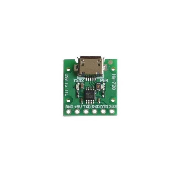 USBシリアル変換モジュール(CH340E)|orangepicoshop|02