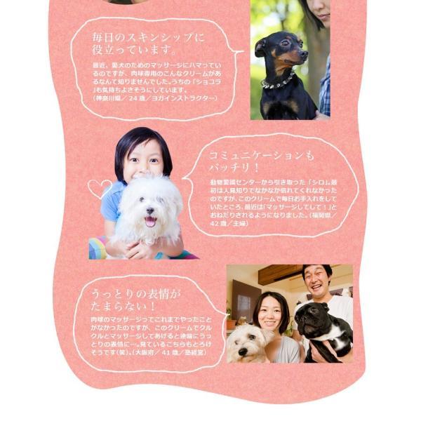 わんどくりーむ 100% 天然素材 肉球ケアクリーム 30ml WAN de CREAM キャプトスタイル CAPT.STYLE 肉球保護 犬 猫 ペット 用品 保湿 皮膚 肌 手 足 軟膏|oremeca|13