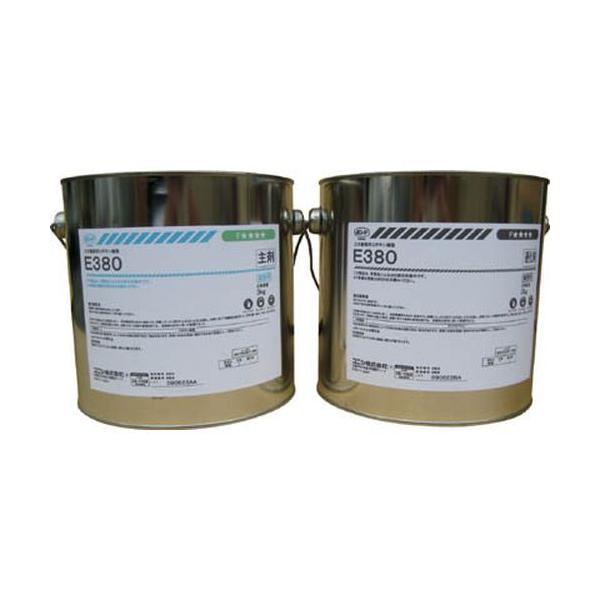 コニシ 水中ボンドE380/E3806_2088 容量(g):6000