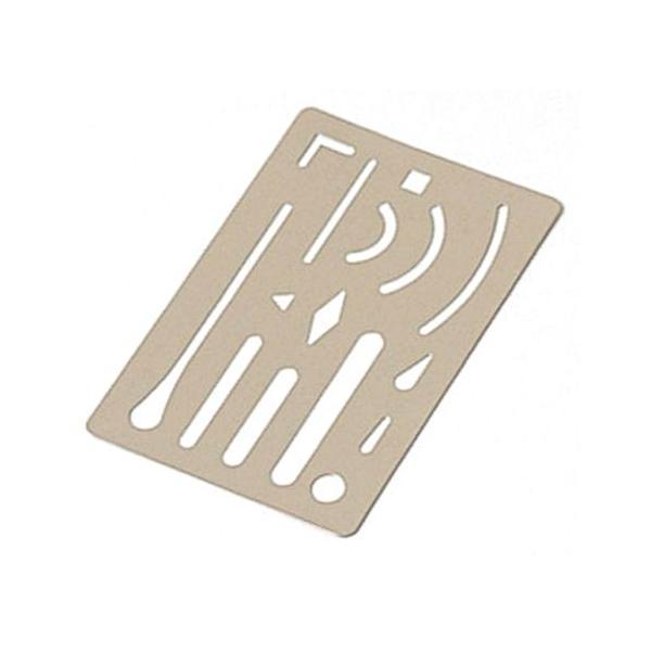 ドラパス 字消板 (A)/17‐032