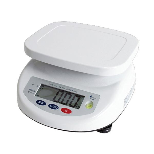 シンワ デジタル上皿はかり/70194 30kg