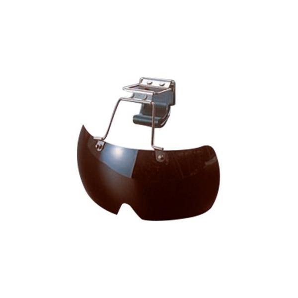 TOYO 帽子取付用溶接メガネ/NO.1400-DB 溶接