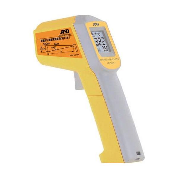 A&D 放射温度計(レーザーマーカーつき)