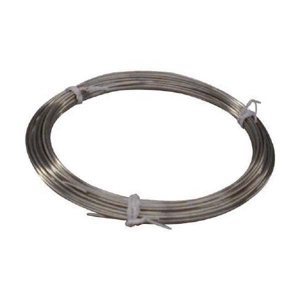 TRUSCO ステンレス針金 小巻タイプ/TSWS09_3100 0.9mmx50m