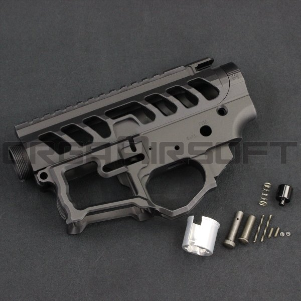 IRON AIRSOFT F1 firearms UDR-15 3G Style 2 レシーバーセット MWS用|orga-airsoft