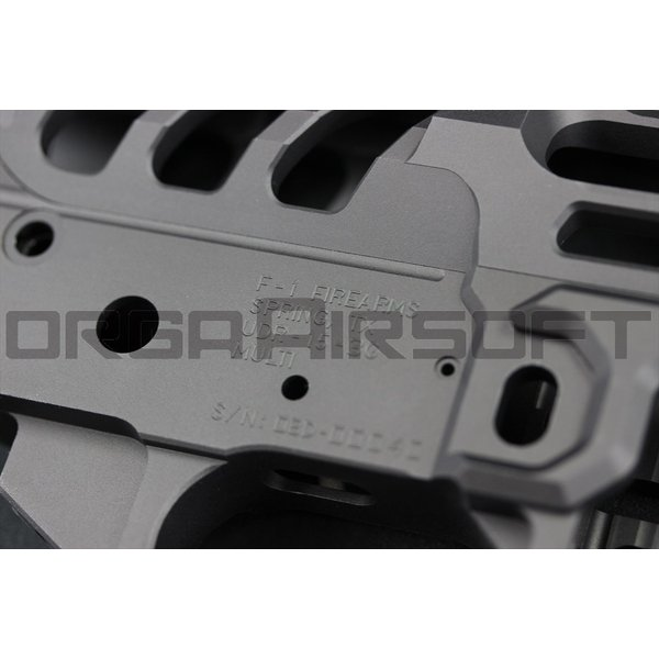 IRON AIRSOFT F1 firearms UDR-15 3G Style 2 レシーバーセット MWS用|orga-airsoft|05
