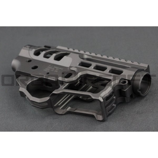 IRON AIRSOFT F1 firearms UDR-15 3G Style 2 レシーバーセット MWS用|orga-airsoft|07