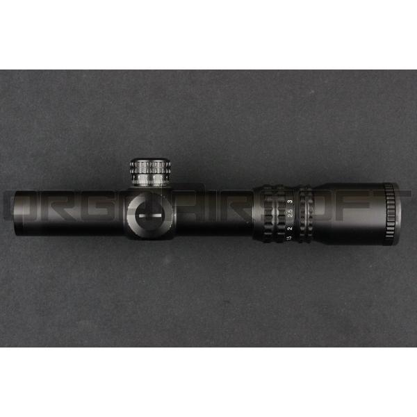 NOVEL ARMS スコープ TAC ONE 12424 IR 最新モデル|orga-airsoft|03