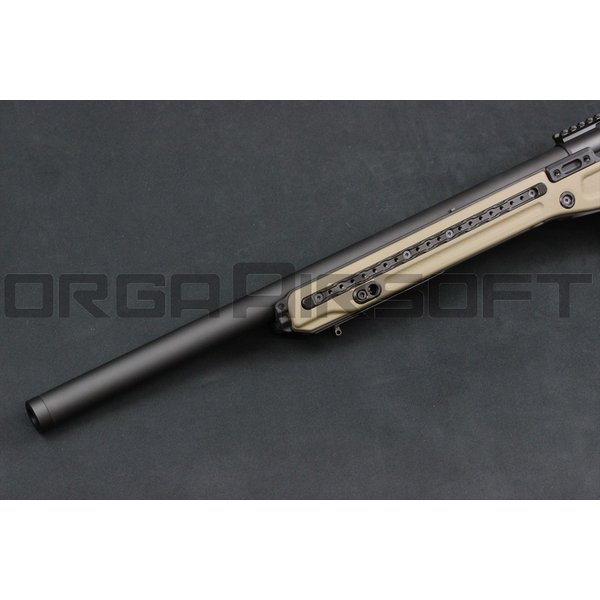 ACTION ARMY T10(Tactical10) スナイパーライフル FDE【AAC T10】|orga-airsoft|02
