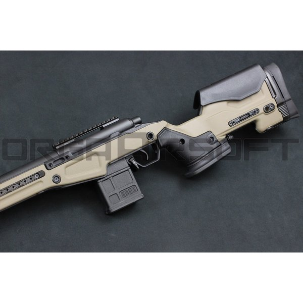 ACTION ARMY T10(Tactical10) スナイパーライフル FDE【AAC T10】|orga-airsoft|03