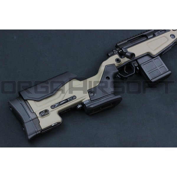 ACTION ARMY T10(Tactical10) スナイパーライフル FDE【AAC T10】|orga-airsoft|04