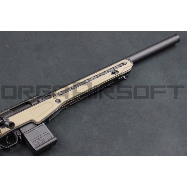 ACTION ARMY T10(Tactical10) スナイパーライフル FDE【AAC T10】|orga-airsoft|05