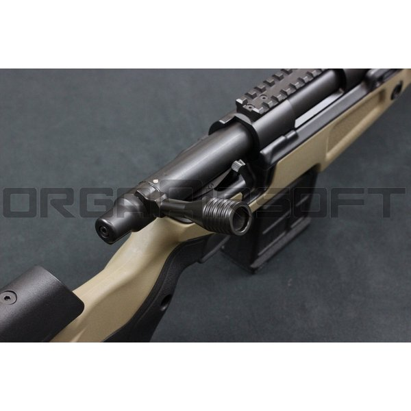 ACTION ARMY T10(Tactical10) スナイパーライフル FDE【AAC T10】|orga-airsoft|06