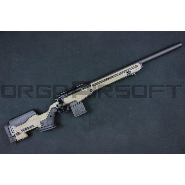 ACTION ARMY T10(Tactical10) スナイパーライフル FDE【AAC T10】|orga-airsoft|08