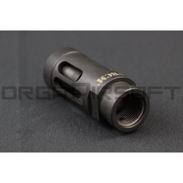 ANGRY GUN BCM GUNFIGHTER COMP MOD1タイプ 14mm逆ネジ(CCW) orga-airsoft 03