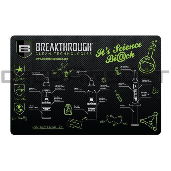 BREAKTHROUGH ガンマット 11inch x 17inch実銃ハンドガン用|orga-airsoft