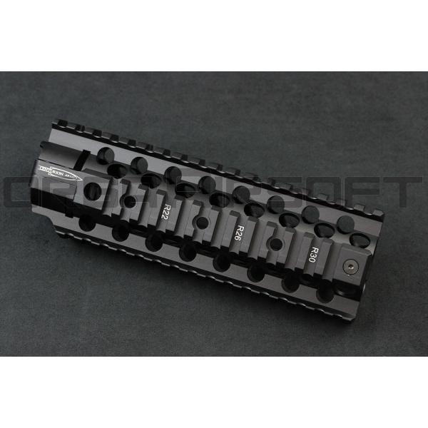 PTS Centurion Arms C4 Rail 7インチ BK|orga-airsoft|02