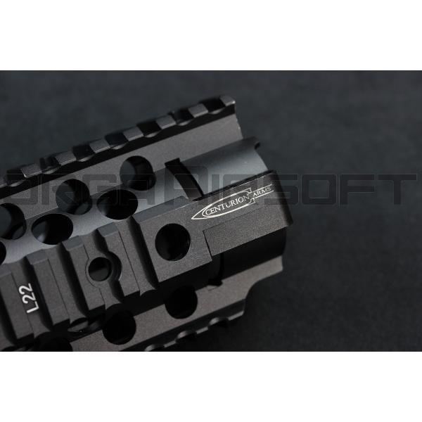 PTS Centurion Arms C4 Rail 7インチ BK|orga-airsoft|06