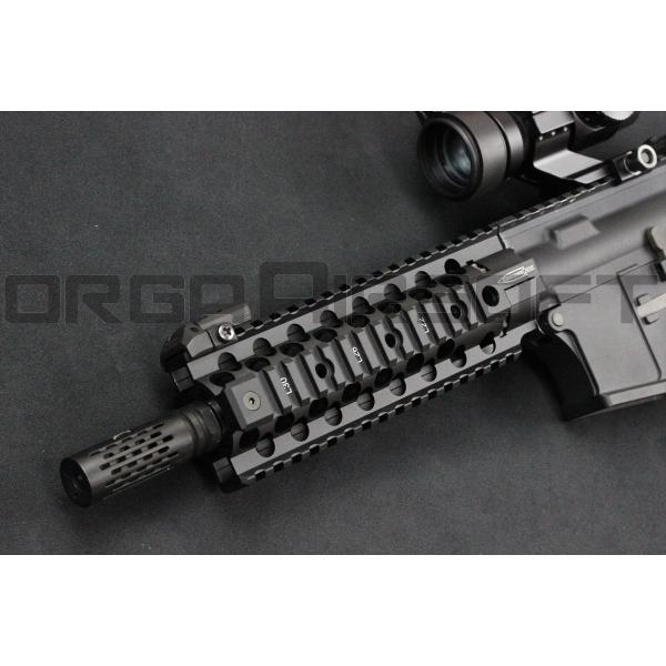 PTS Centurion Arms C4 Rail 7インチ BK|orga-airsoft|07