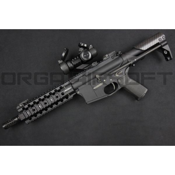PTS Centurion Arms C4 Rail 7インチ BK|orga-airsoft|08