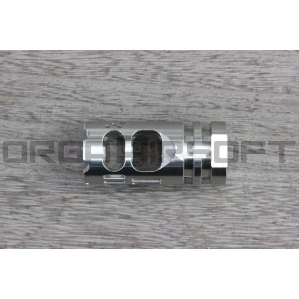 DEFACTOR GAMMA556タイプ ステンレス製 ハイダー SV 逆ネジ(CCW)|orga-airsoft|03