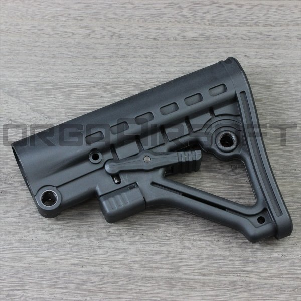 DEFACTOR MILタイプ Buttstock|orga-airsoft