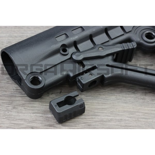 DEFACTOR MILタイプ Buttstock|orga-airsoft|04