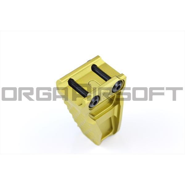 DEFACTOR RAILSCALES ANCHORタイプ フォアグリップ 20mmレール DE|orga-airsoft|03
