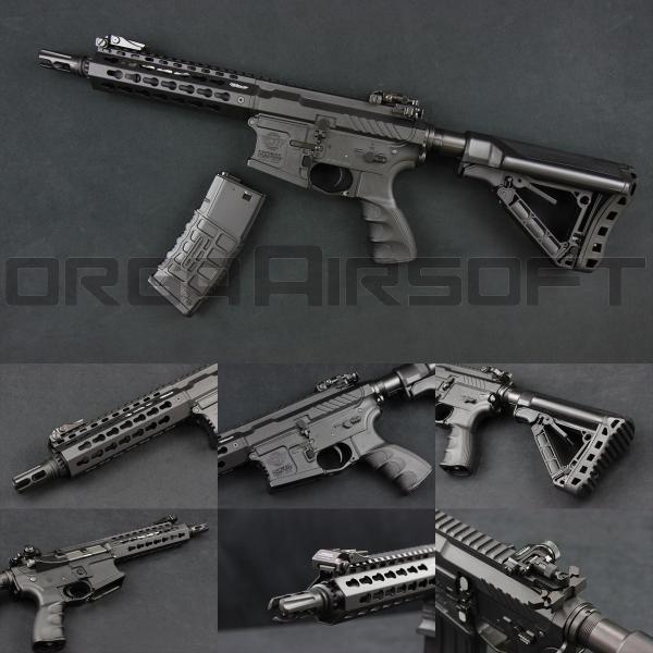 G&G CM16 SR-S 電動ガン (ETU+MOSFET) orga-airsoft