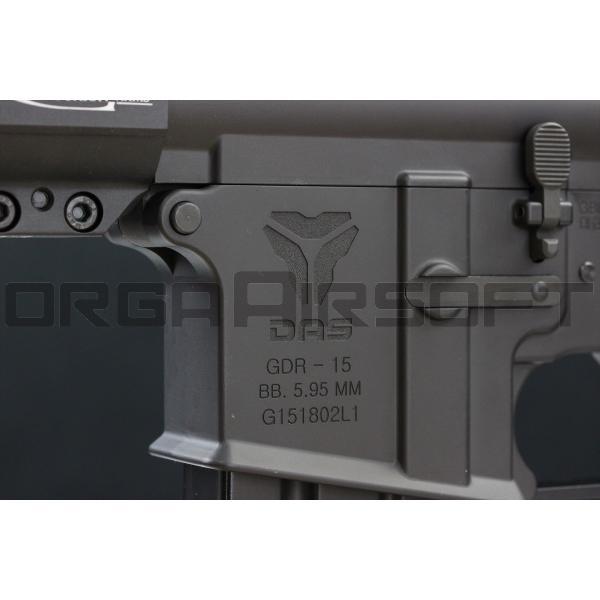 GBLS DAS GDR-15 電動ガン|orga-airsoft|10